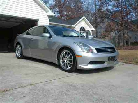 how to sell used cars 2005 infiniti g parking system buy used 2005 infiniti g35 coupe sport in winder georgia united states for us 10 900 99