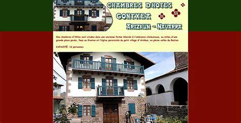 chambres d hotes pays basque espagnol chambres d h 244 tes au pays basque espagnol