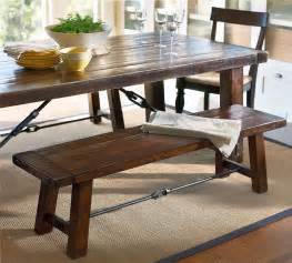 Dining table furniture cream dining table benches