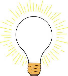 Lightbulb by love clipart amcordesign us