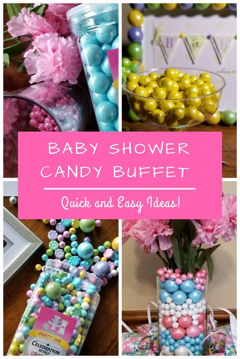 colorful baby and colorful baby shower buffet ideas rural