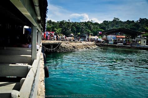 ferry boat to samal island davao to samal ferry talicud island diy trip sta ana