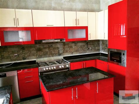 Touchstone Kitchen Cabinets Kitchen Cabinets Wardrobes Doors Touchstone Design Solutions Properties 10 Nigeria