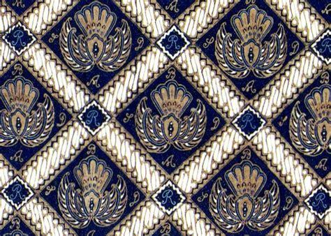 design batik solo gambar motif batik