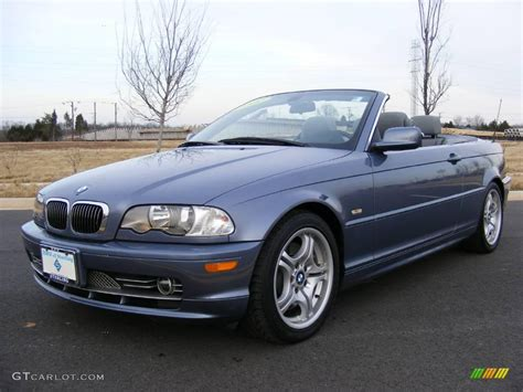 Bmw 330i 2002 by 2002 Steel Blue Metallic Bmw 3 Series 330i Convertible