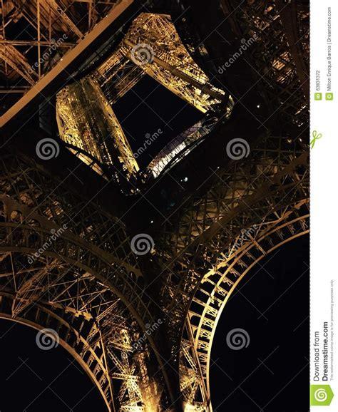 torre eiffel interno eiffel interno fotografia editorial imagem 63831372