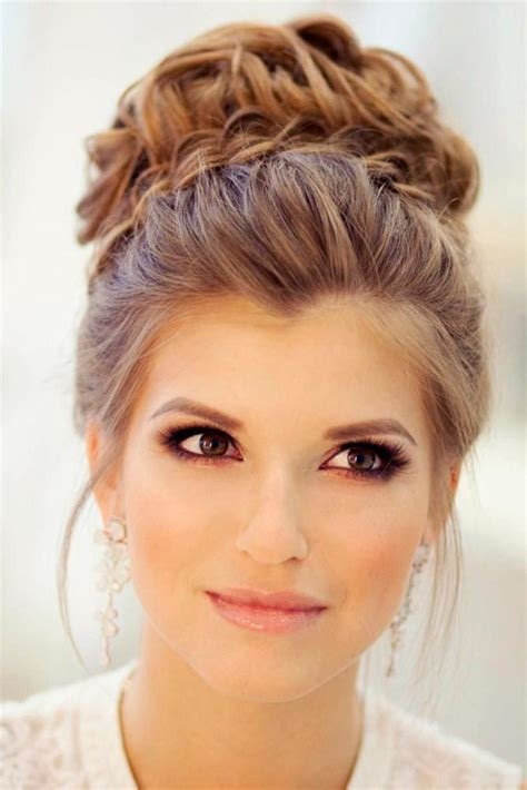Simple Hairstyles For Weddings by Stay Charming With Our Collection Of Hairstyles For