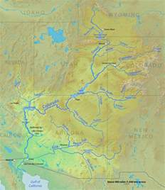 colorado river map maps