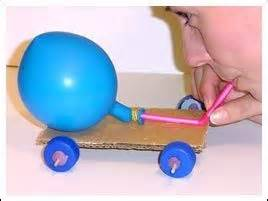 22 best balloon car project images on pinterest balloon powered car balloon cars and school