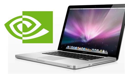 nvidia graphics chips to be in next macbook pro macgasm