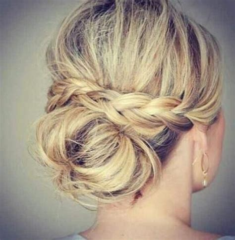 Wedding Hair Updo Gallery by Photo Gallery Of Wedding Updos For Thin Hair Viewing