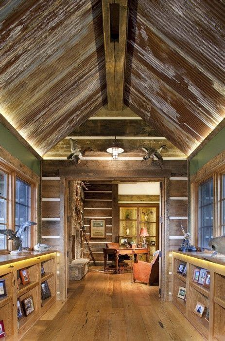 Tin Ceiling Ideas by Corrugated Tin Ceiling Decorating Ideas