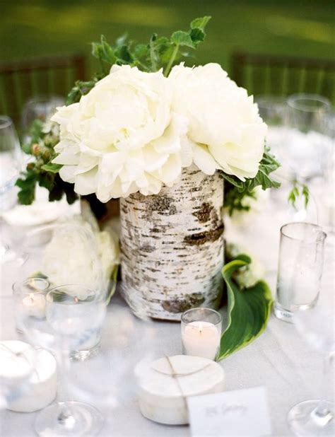 winter wedding centerpieces 2 26 ideas to rock your winter wedding with birch centerpieces