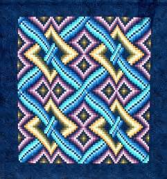quilt inspiration quilted tapestries the bargellos of
