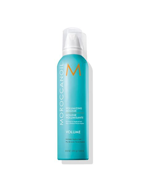 styling gel moroccanoil volumizing mousse hair care moroccanoil moroccanoil