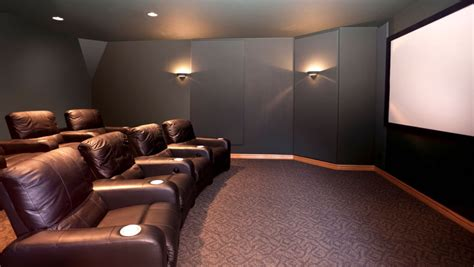big screen small budget how to build a home