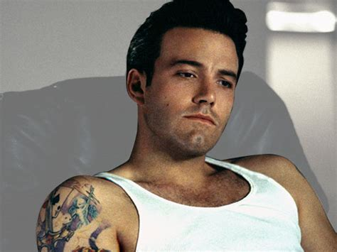 batman tattoo ben affleck ben affleck taking steroids and hgh to train and transform