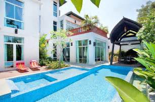 luxury house for rent in na jomtien pattaya 150 000 thb