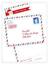 Modèle De Lettre Au Père Noel Lettre Au P 232 Re No 235 L 224 Imprimer Momes Net