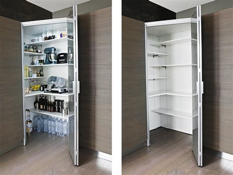 Corner Kitchen Pantry Ideas by Kitchen Shocking Modern Kitchen Pantry Design Shocking