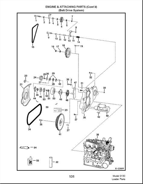 bobcat s185 parts diagram bobcat s130 spare parts catalog repair manual