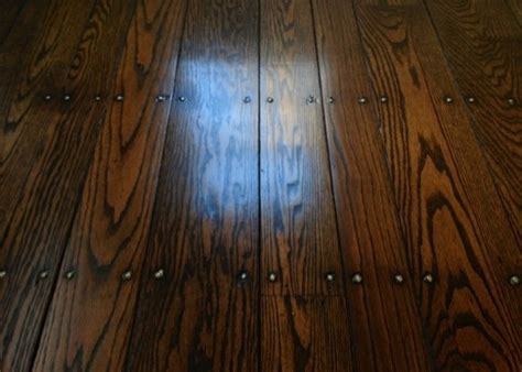 Hardwood Floor Nails Refinish Nailed Wood Floors Using Passive Refinishing 174