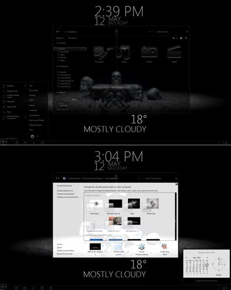 themes for windows 7 ultimate free download 2012 ultimate clean v3 theme for windows 7