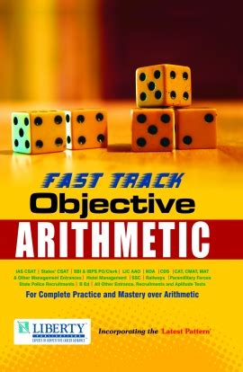 Fast Track Mba Programs In India by Fast Track Objective Arithmetic Liberty