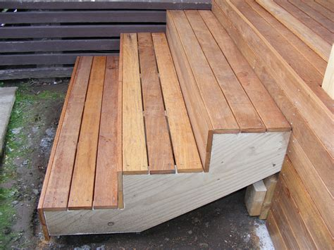 waynes home renos diy building deck part 3 stairs