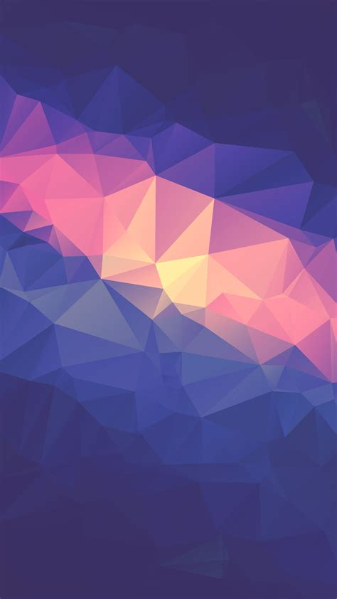 wallpaper iphone 6 neon neon low poly triangles iphone 6 hd wallpaper ipod