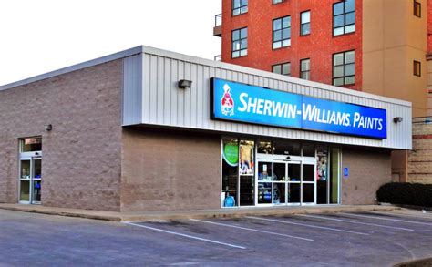 Sherwin Williams Paint Store 1409 Montrose Blvd Houston