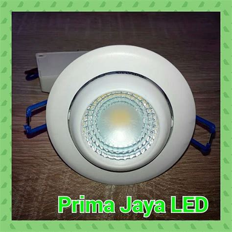 Lu Downlight Outbow Led 5w Putih Mini Cahaya Putih Limited downlight ceiling led cob 5 watt