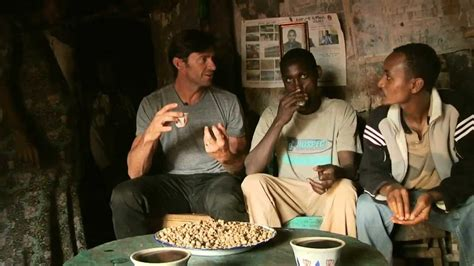 Hugh Jackman finds inspiration with Ethiopian coffee farmers. Launches charity brand, Laughing