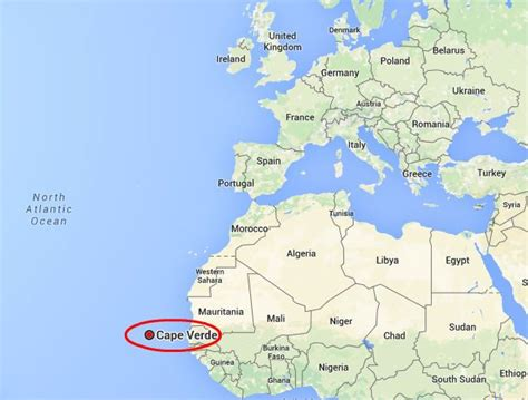 best island cape verde best 25 cape verde map ideas on