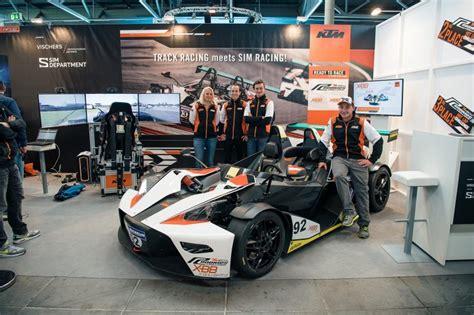 Ktm Racing Auto by Sim Racing Mit Dem Ktm X Bow Ktm