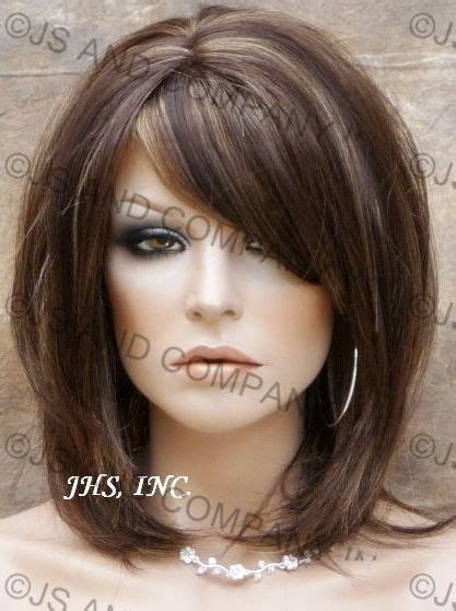 color images for hair to be changed 25 best ideas about layered bob with bangs on pinterest
