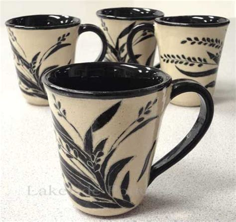 decorating pottery how to decorate pottery with sgraffito step by step