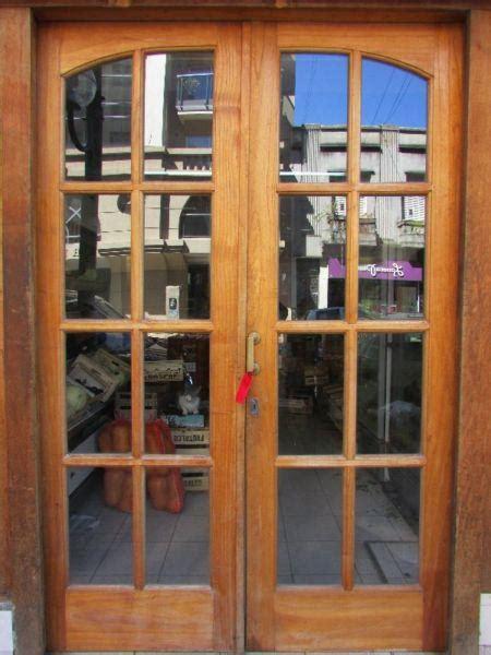 puertas madera vidrio repartido anuncios enero clasf