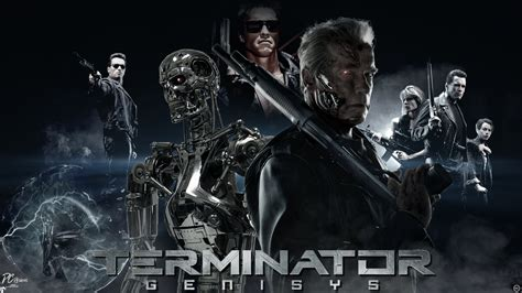 Arnold Terminator Wallpapers by Terminator Genisys Hd Wallpaper And Background