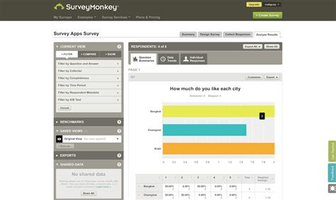 Surveymonkey Features Pricing Alternatives And More Zapier Survey Monkey Survey Templates