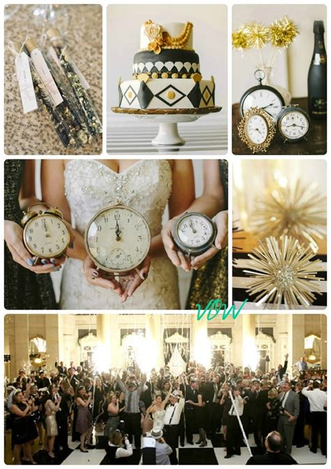 retro wedding theme ideas