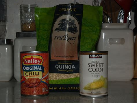 Pantry Cook by Pantry Cooking Week 3 Chili Quin Corne