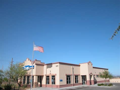 Sahuarita Post Office by Rancho Sahuarita Post Office Bfl Construction