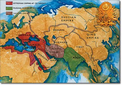 ottoman empire in india islamic empires timeline timetoast timelines