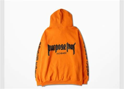 Hoddie Purposetour Jaket Justin Hoddie Justin Bieber jacket orange orange hoodie hoodie purpose tour justin bieber sweater justin bieber