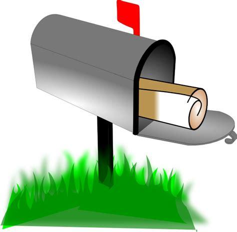 Mailbox Clipart mailbox clip at clker vector clip royalty free domain