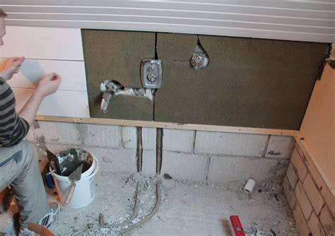 badezimmer fliesen sanierung renovation design dots