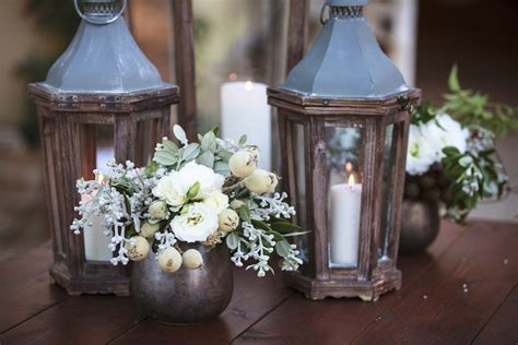 Home Decor Design Trends 2015 by Reception D 233 Cor Photos Wood Lanterns Amp Small White