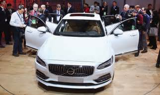 Volvo Promises An Injury Proof Car By 2020 by Volvo Promises Deathproof By 2020 To Eradicate