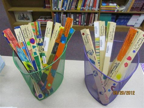 Shelf Markers Library by Simply Destiny Shelf Markers For